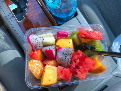 Healthy Eating Habits For The Traveler